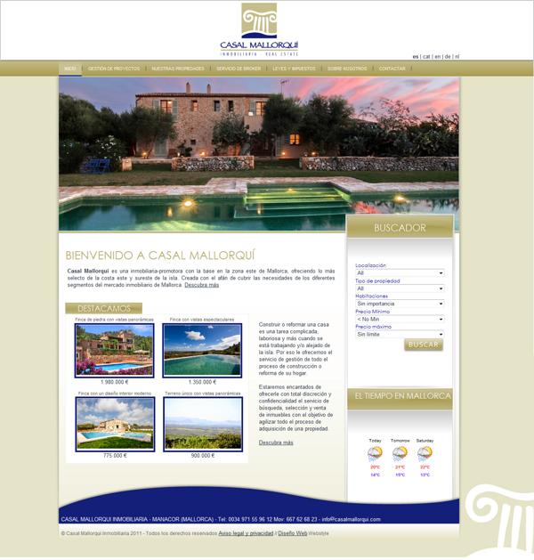 Inmobiliaria en Mallorca